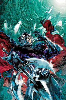 Ocean Master Fictional character