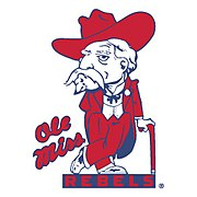 "Old ""Colonel Reb"" logo"