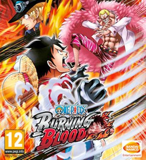 One Piece: Burning Blood - Image: One Piece Burning Blood