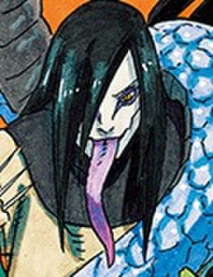 Orochimaru (Naruto) - Image: Orochimaru, Screenshot (manga)