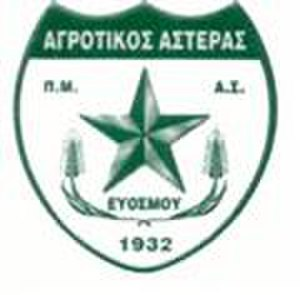 Agrotikos Asteras F.C. - old logo of the team