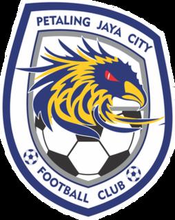 Petaling Jaya City FC Malaysian football club