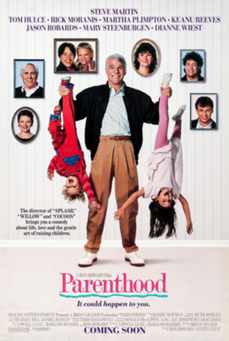 Parenthood (film) - Theatrical release poster