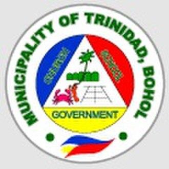 Trinidad, Bohol - Image: Ph trinidad bohol logo seal