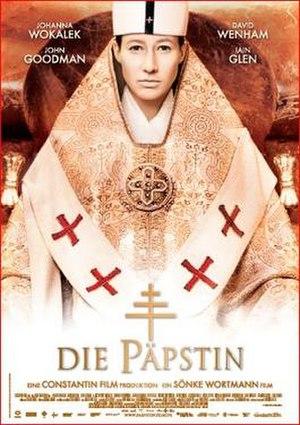 Pope Joan (2009 film) - Release poster
