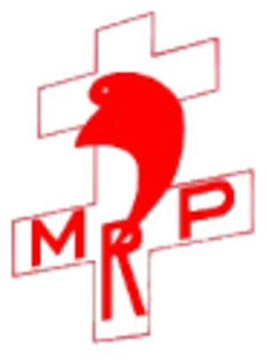Popular Republican Movement - Image: Popular Republican Movement logo