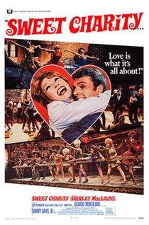 <i>Sweet Charity</i> (film) 1969 film by Bob Fosse