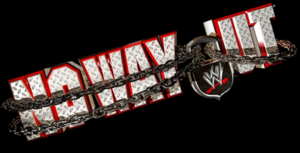 WWE No Way Out - No Way Out logo in 2012
