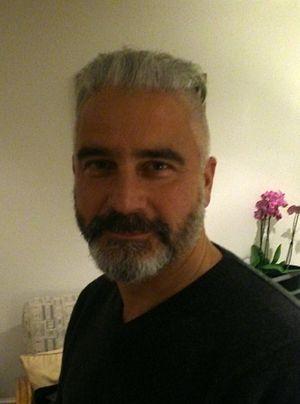 Simon Glendinning - Glendinning in 2014