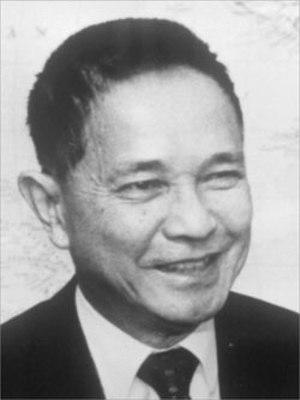 Philippine presidential election, 1965 - Image: Raúl Manglapus