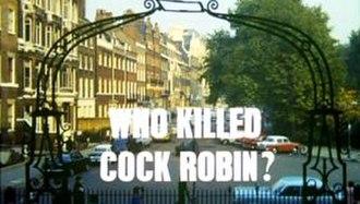 Who Killed Cock Robin? (Randall and Hopkirk (Deceased)) - Image: Randall Hopkirk 14