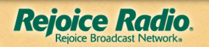 Rejoice Broadcast Network - Image: Rejoice Radio logo