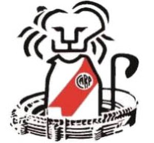 Club Atlético River Plate - The Lion emblem used between 1984–89
