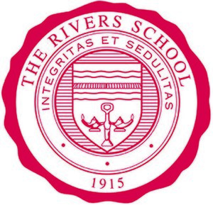 Rivers School - Image: Rivers School Crest red