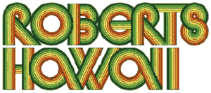 Roberts Hawaii - Image: Roberts Hawaii logo