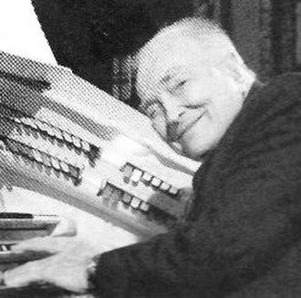 Robert Mitchell (organist) - Image: Robt Mitchell (organist)