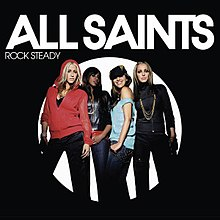 All Saints — Rock Steady (studio acapella)