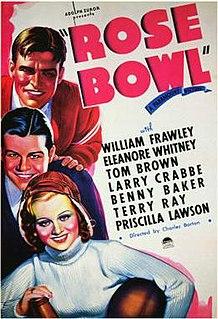 <i>Rose Bowl</i> (film) 1936 film by Charles Barton