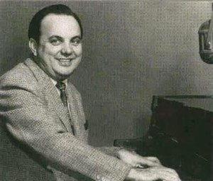 Roy Hall (musician) - Roy Hall in 1955.