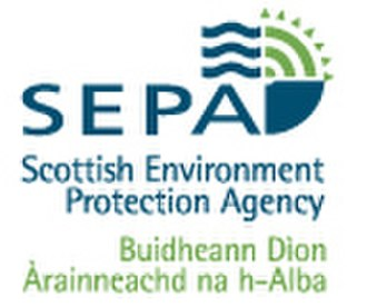 Scottish Environment Protection Agency - Scottish Environment Protection Agency logo
