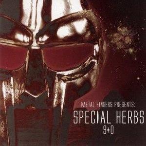 Special Herbs, Vols. 9 & 0 - Image: SH Vol 9 0