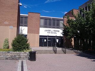 James J. Ferris High School High school in Jersey City, New Jersey, United States