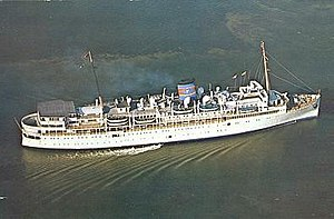SS Yarmouth Castle - Image: SS Yarmouth Castle