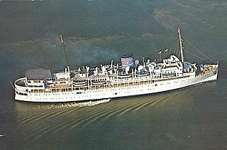 SS <i>Yarmouth Castle</i> American steamship