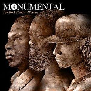Monumental (album) - Image: SWPR Monumental (Album cover)