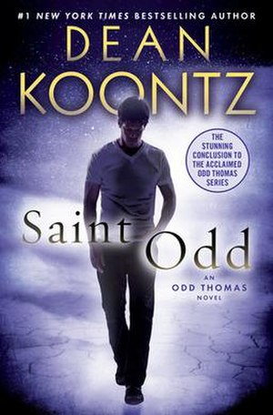 Saint Odd - Image: Saint Odd Cover
