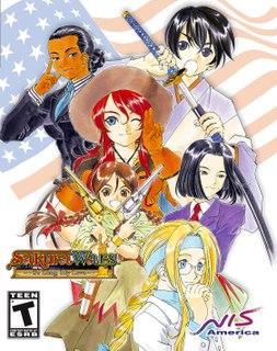 <i>Sakura Wars: So Long, My Love</i> 2005 video game