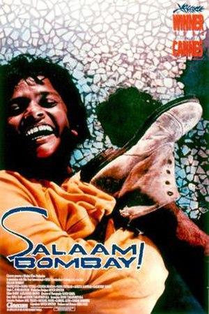 Salaam Bombay! - Film poster