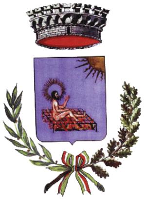 San Lorenzo, Calabria - Image: San Lorenzo (RC) Stemma