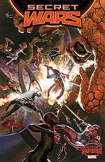 <i>Secret Wars</i> (2015 comic book)