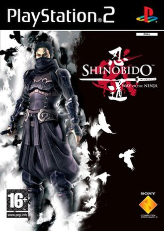 Shinobido: Way of the Ninja - Shinobido: Way of the Ninja cover art