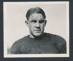 Shipwreck Kelly (American football) - Image: Shipwreckkelly