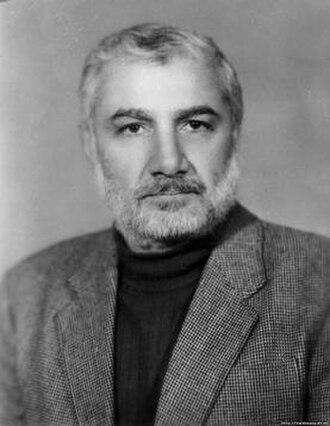 Simon Achikgyozyan - Image: Simon Achikgyozyan