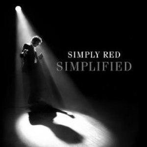 Simplified (album) - Image: Simplifiedcover