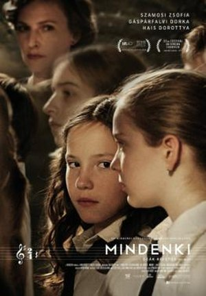 Sing (2016 Hungarian film) - Film poster