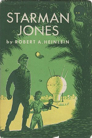 Starman Jones - First edition cover
