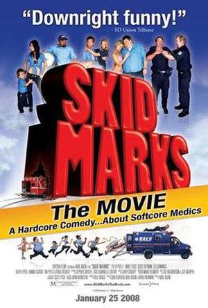 Skid Marks (film) - Image: Skid Marks Poster