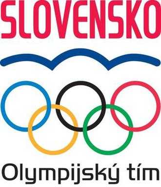 Slovak Olympic and Sports Committee - Slovak Olympic Team logo