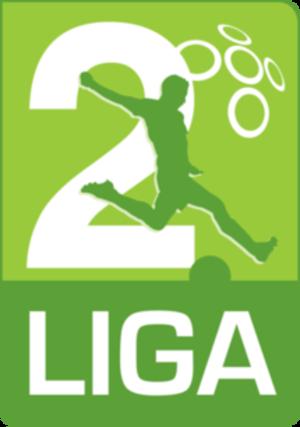 Slovenian Second League - Image: Slovenian Second League