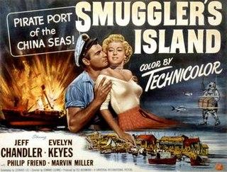 1951 American Film noir adventure film by Edward Ludwig