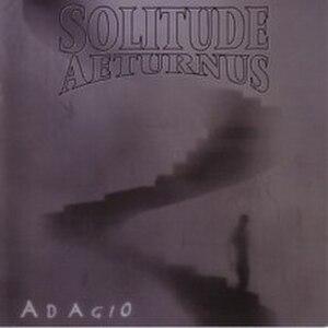 Adagio (Solitude Aeturnus album) - Image: Solitude Adagio