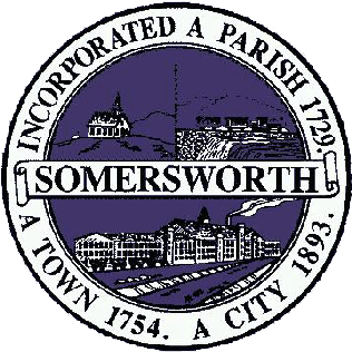 Official seal of Somersworth, New Hampshire
