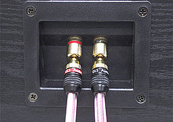 3 pin wiring stereo jack socket connecting a banana plug to a 5 way binding post avs  connecting a banana plug to a 5 way binding post avs