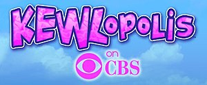 "Cookie Jar TV - ""KEWLopolis"" logo, used from 2007 to 2009."
