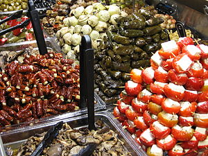 St. Lawrence Market South - Abundance, variety, and freshness are trademarks of the St. Lawrence Market.