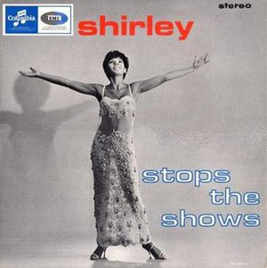 Shirley Stops the Shows - Image: Stopsthe Shows